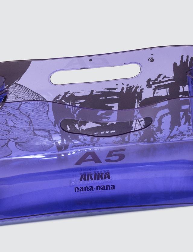 Nana-nana AKIRA ART OF WALL x nana-nana A5