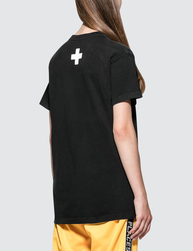Places + Faces Face Logo Short Sleeve T-shirt