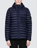 Stone Island Garment Dyed Down Jacket Picture