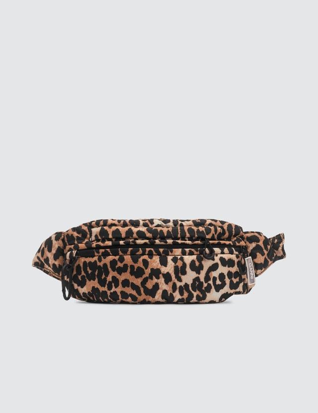 Ganni Tech Nylon Belt Bag