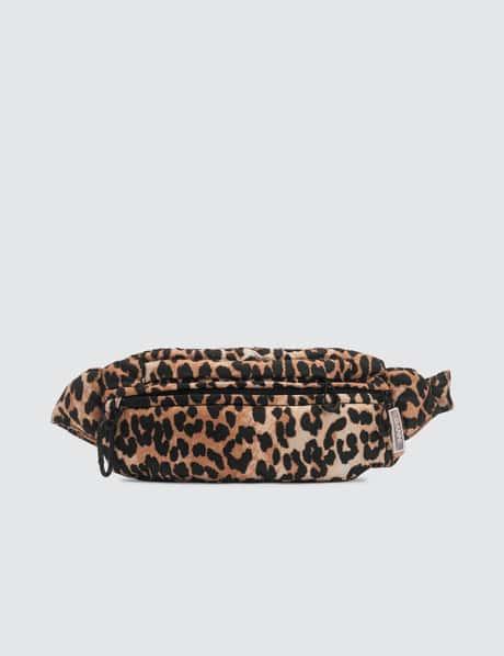 가니 테크 벨트백 Ganni Tech Nylon Belt Bag