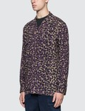 Wacko Maria Long Sleeve Hawaiian Shirt  (Type-2)