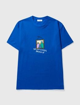 Saintwoods Family T-shirt