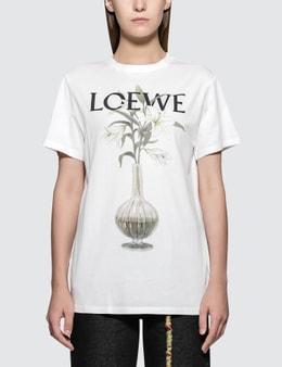 Loewe Flower & Vase T-shirt