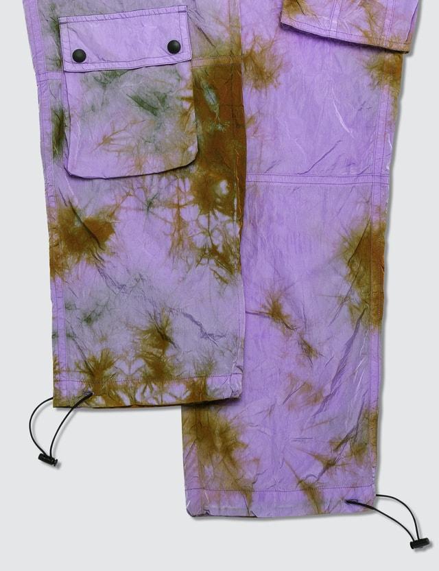 Palm Angels Cargo Tie-dye Pants