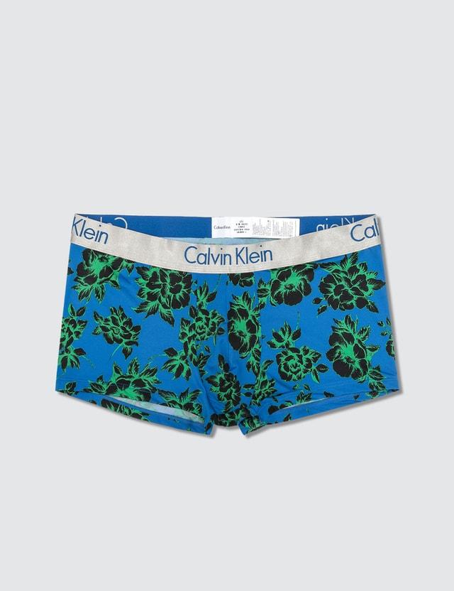 Calvin Klein Underwear Florals Low Rise Trunk