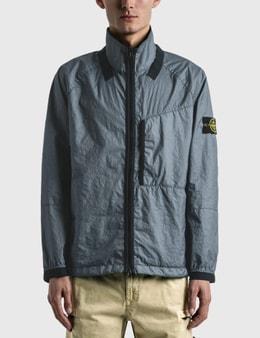 Stone Island Classic Zip Up Jacket