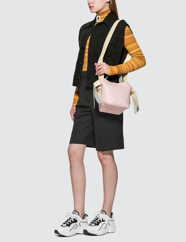 Acne Studios Musubi Mini Pastel Bag