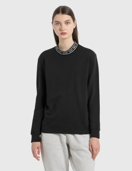 MSGM Logo Band Sweatshirt