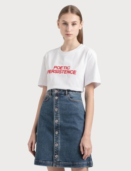 A.P.C. Poetic Persistence T-Shirt
