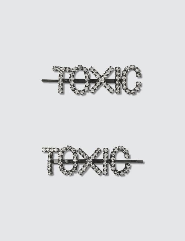 Ashley Williams TOXIC Hair Pins