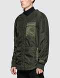 Maharishi Base Reversible Liner Jacket