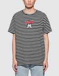 Huf Felix Striped S/S T-Shirt Picture