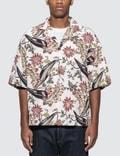Prada Vintage Floral Bowling Shirt Picture