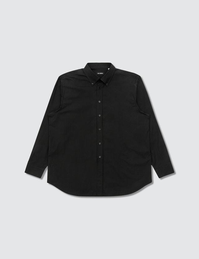 Raf Simons Raf Simons Oversized Shirt Black