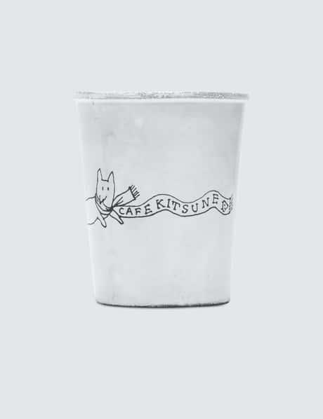 메종 키츠네 <카페 키츠네 컬렉션> 아스티데 드 빌리트 세라믹컵 Cafe Kitsune x Astier De Villatte Ceramic Cup