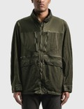 White Mountaineering Shrinked Contrasted Jacket Picutre