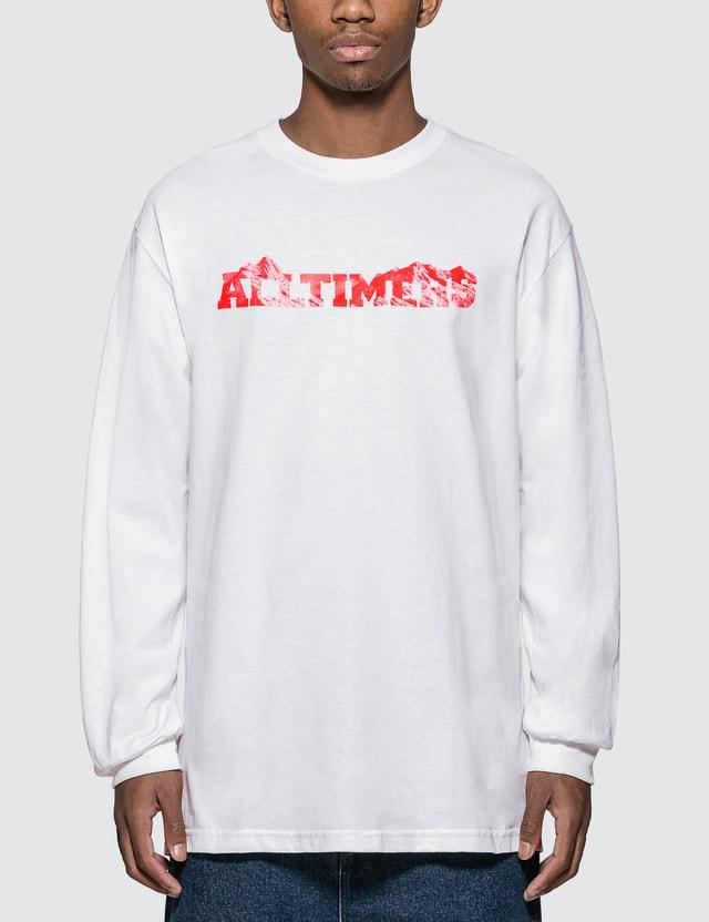 Alltimers Rock Planet Long Sleeve T-shirt