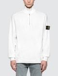 Stone Island Half Zip Sweatshirt Picture