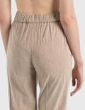 Ganni Melange Suiting Pants