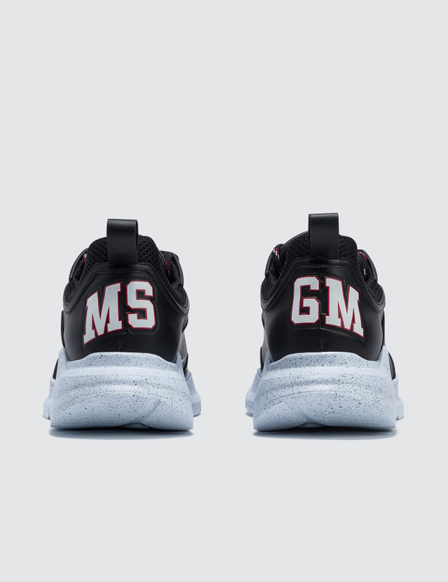 MSGM Low Top Runner