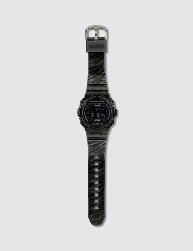 G-Shock Baby G x X-girl Collaboration BGD-570XG-8