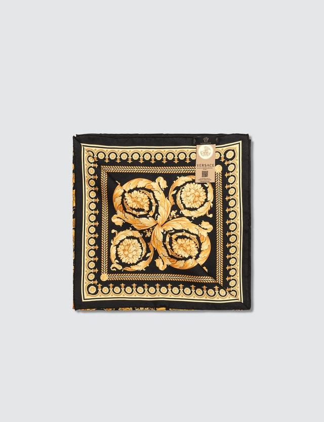 Versace Baroque FW'91 Tribute Silk Foulard