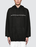 """Fuck Art, Make Tees """"I Don't Like Drugs But Drugs Like Me"""" Hoodie Picture"""
