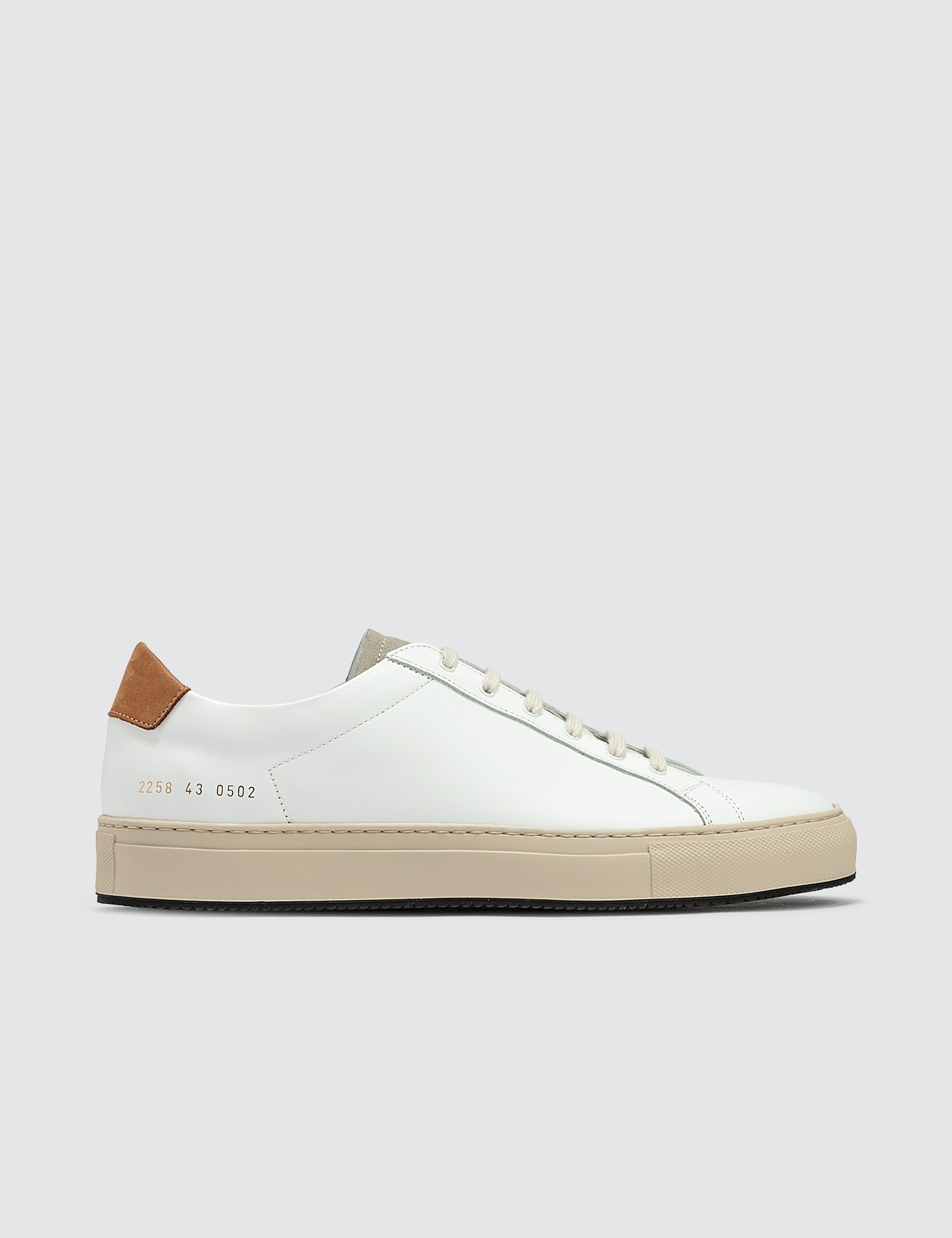 Common Projects - Retro Low Special