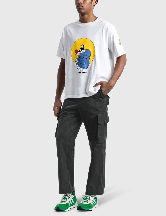 Moncler Genius Moncler Genius x JW Anderson Printed T-Shirt White Men