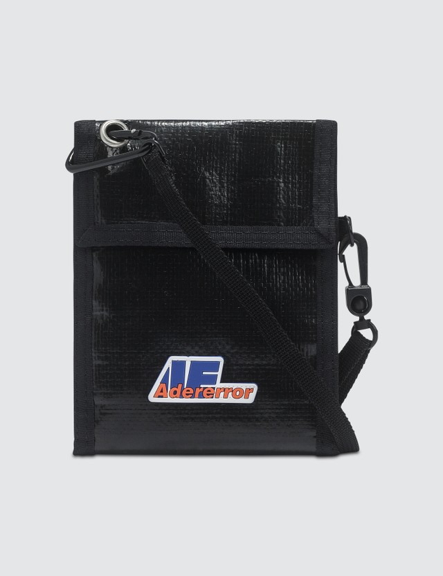 Ader Error Truck Logo Wallet With Strap