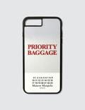 Maison Margiela Priority Printed iPhone® 8 Plus Phone Case Picture