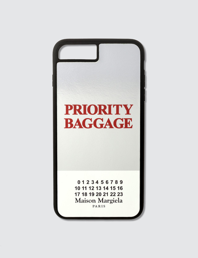 Maison Margiela Priority Printed iPhone® 8 Plus Phone Case