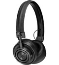 Master & Dynamic Black MH30 Headphones Picture