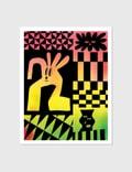 "Slowdown Studio Off Grid Art Print 11 x 14"" Picture"