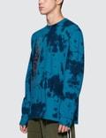 88Rising x Guess 88 Rising L/S Tye-dye Graphic T-Shirt