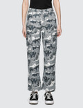 X-Girl Desert Camo Pants Picture