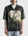 Acne Studios Simon Floral Patch Shirt Picutre