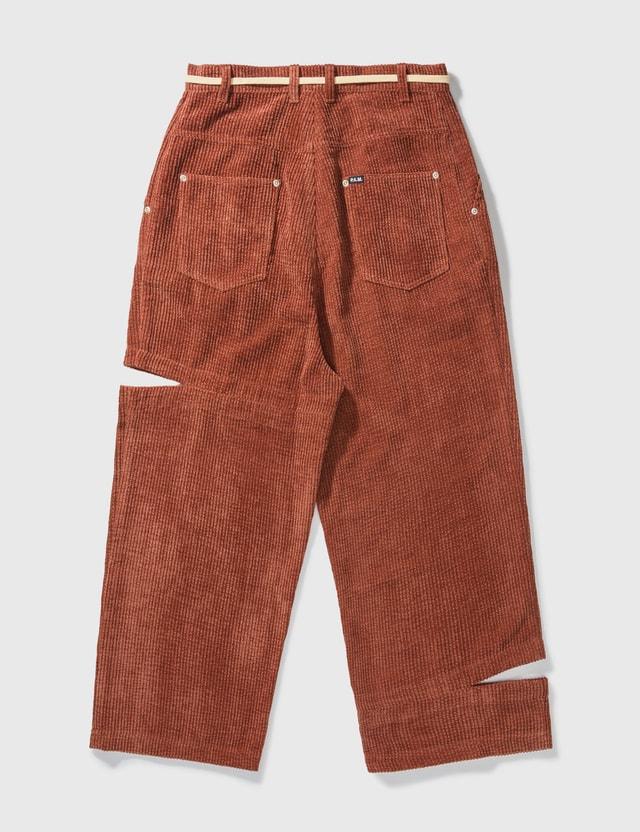 Perks and Mini Classic P.A.M. Bri Bri Pants Rust Men