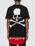 Mastermind World Oversized Skull Logo Print Layering T-Shirt
