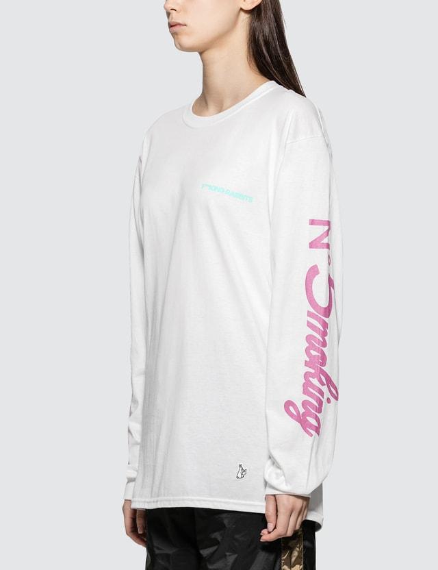 #FR2 No5moking Long Sleeve T-shirt