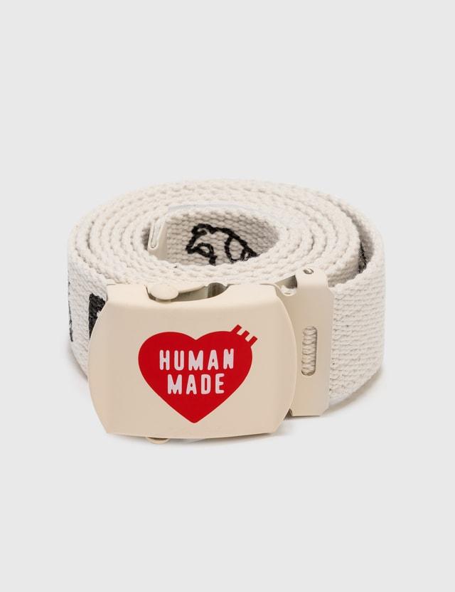 Human Made Web Belt 30