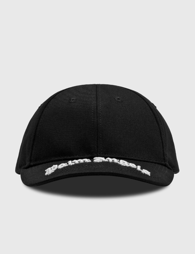 Palm Angels Classic Logo Cap Black Men