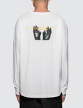 GEO Collection 3 Hands L/S T-Shirt Picture
