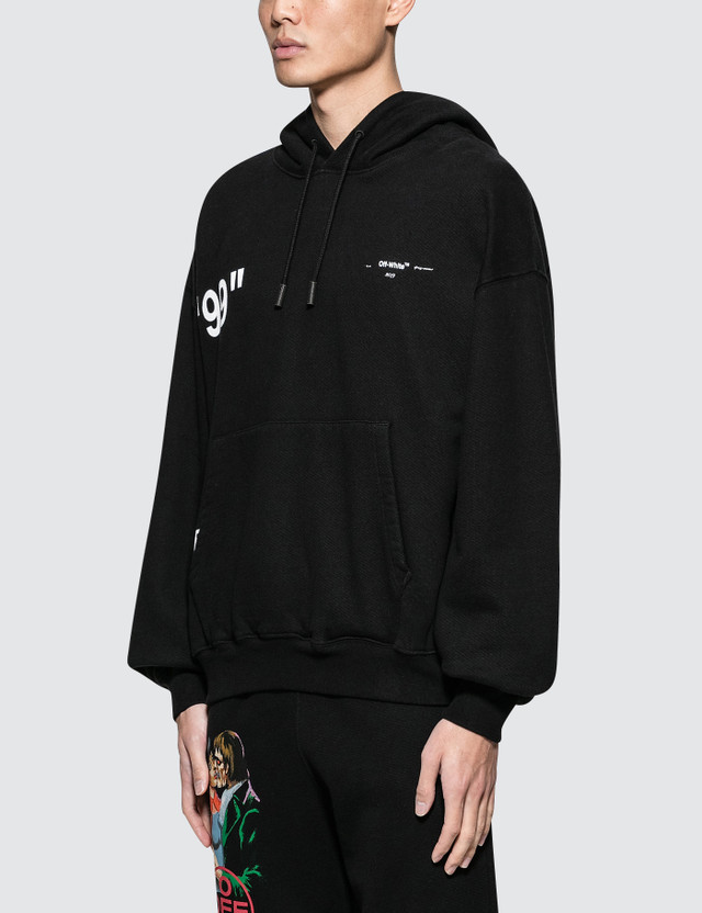 Off-White Ice Man Over Hoodie