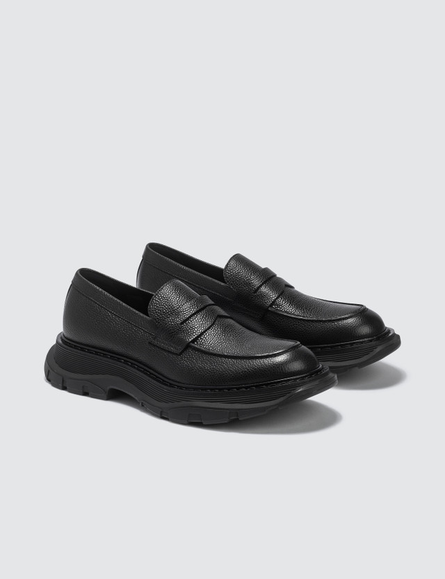 Alexander McQueen Leather Shoes