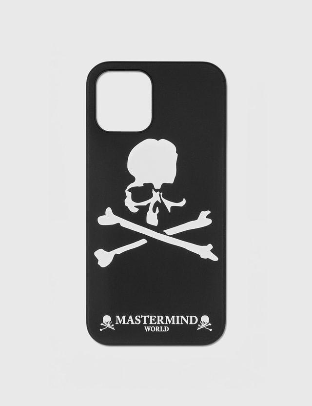 Mastermind World iPhone 12 / 12 Pro Case Black Unisex