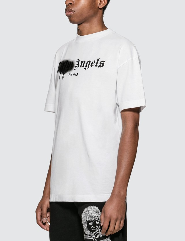 Palm Angels Paris Sprayed T-shirt