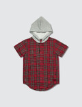 Haus of JR George S/S Flannel Shirt Picutre