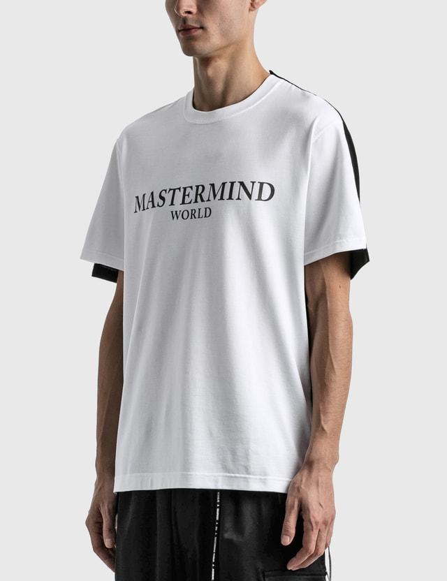 Mastermind World 2 Color T-shirt White X Black Men